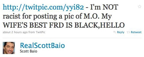 Scott Baio Slammed On Twitter After Mocking Michelle Obama