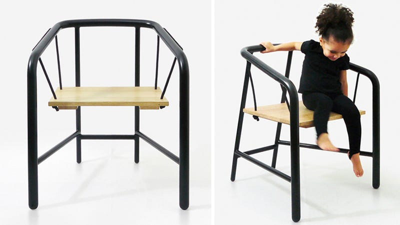You Will Never Be Too Old For Your Own Personal Swing Chair