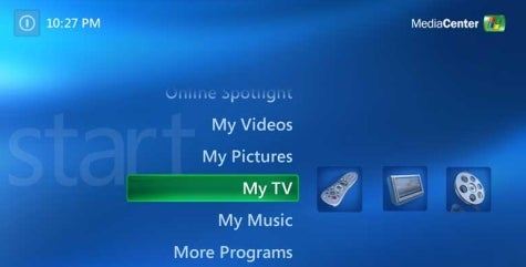 8 killer Windows Media Center plug-ins