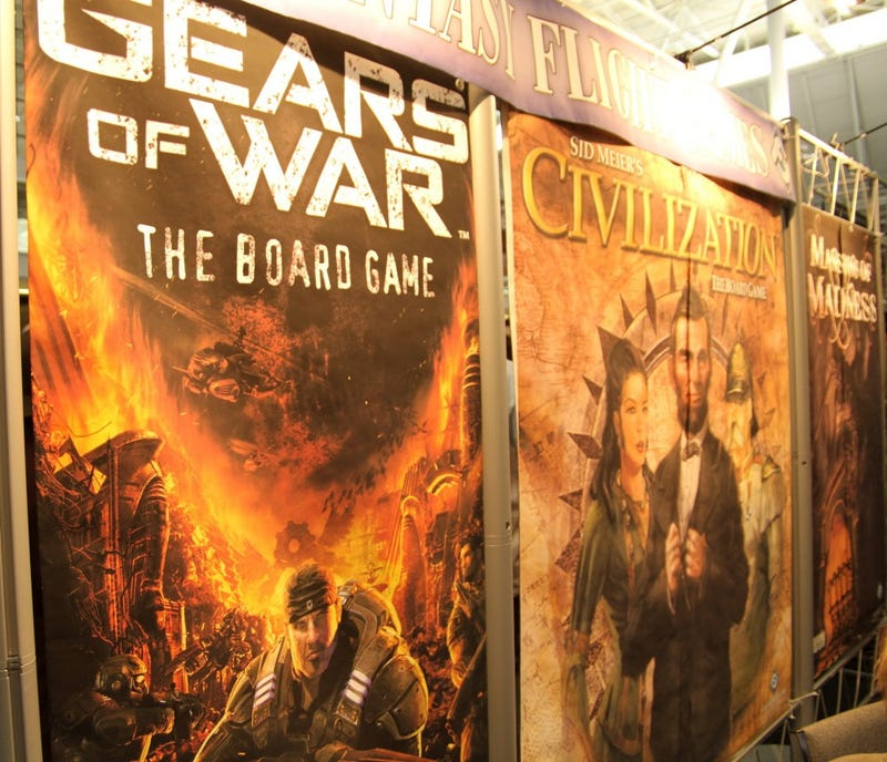 Gears of War Board Game Still In The Works