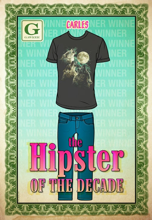 Carles: Hipster of the Decade