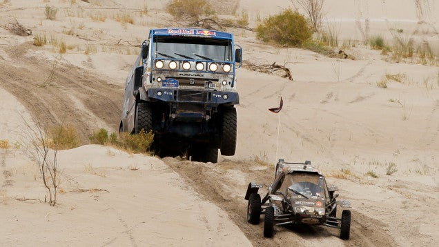 Why The 2015 Dakar Rally Could Look Very Different