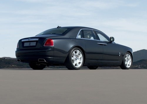 Rolls-Royce Ghost: Bigger, Longer, More Uncut