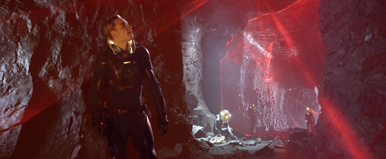 5 New Prometheus Images