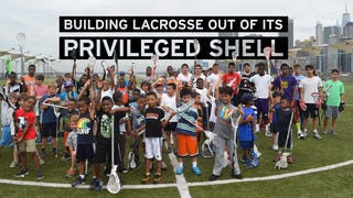 Balls to the Wall: Inside New York City's Thriving Lacrosse Culture