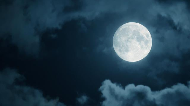 Beware Tonight's Super Extreme Supermoon