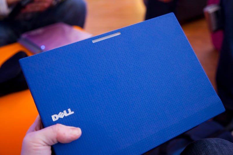 Dell Latitude 2100 Netbook for the Childrens Is Crayola Rugged