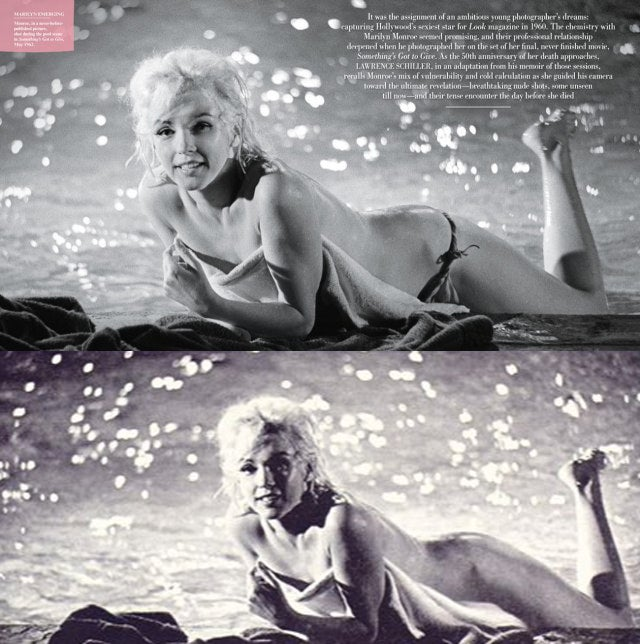 'Lost Photos' of Marilyn Monroe Mostly the Same Old Photos of Marilyn Monroe