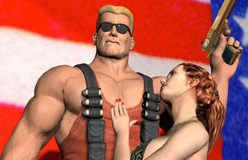 Duke Nukem Forever Walks A Fine Line — Of Decency