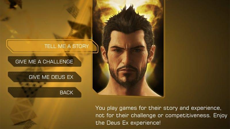 Easy Modes Can Ruin Games? Um, No.