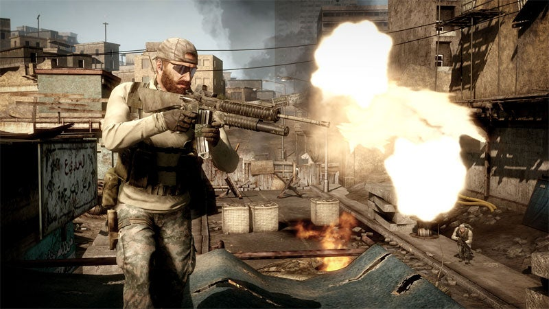 "EA: Medal Of Honor ""Didn't Meet Our Quality Expectations"""