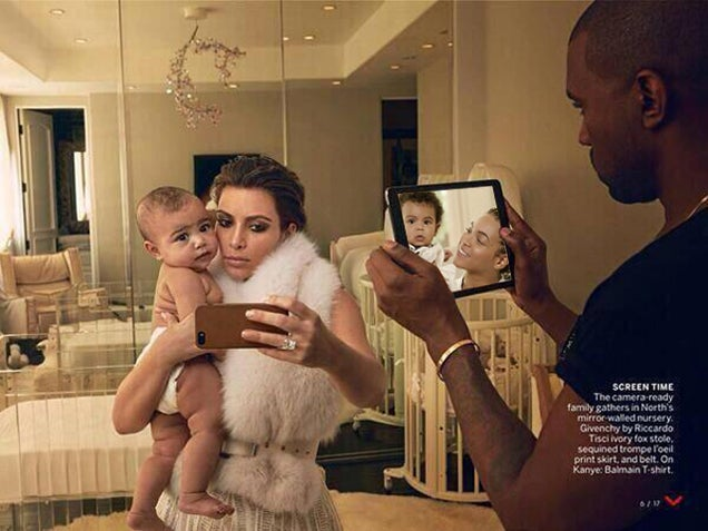 Be the Change You Wish to See on Kanye's iPad With Our Photo Template