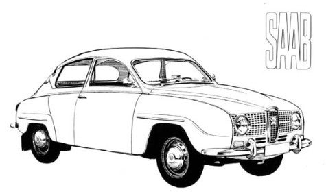 Across the Back Fence: Saab 9-1 Coming in 2012