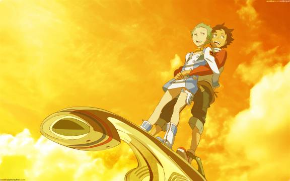 Dex's Review: Eureka Seven