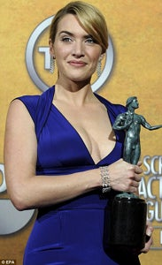The English Continue To Pile On Probable Oscar-Winner Kate Winslet