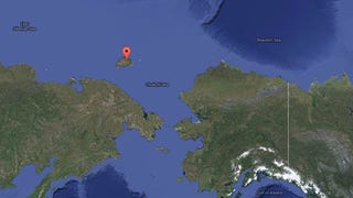 Russia Is Building a Star Fort on This Strategic Arctic Island