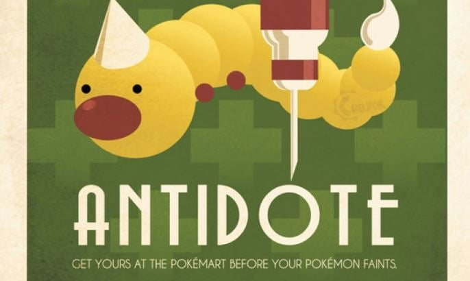 These Fake Pokemon Ads Will Make You Wish You Could Buy Rare Candy