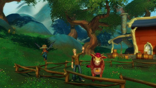 Free Realms - The Best MMO At E3?