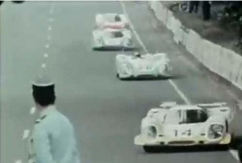 La Ronde Infernale: 24 Hours Of Le Mans 1969