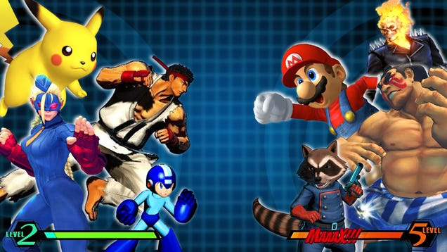 Your Guide To Evo 2014, The Year's Biggest Fighting Game Tournament