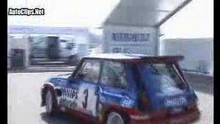 How to park your Group B R5 turbo