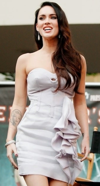 Megan Fox's Weight Allegedly Disqualified Her From Transformers