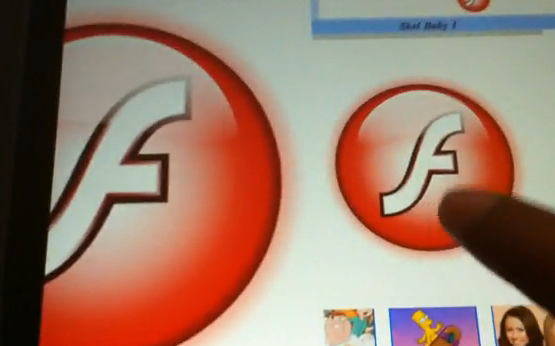 You Can Get Flash On Your Jailbroken iPad Right Now