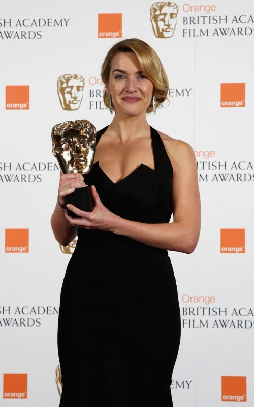 "Kate The Great Wins ""Leading Actress"" BAFTA"