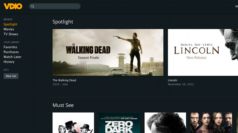 Vdio: Rdio Puts Its Social Muscle Behind Movies and TV