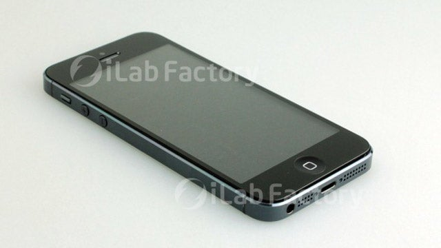 Leaked iPhone 5 Part Fitting Perfectly Into Leaked iPhone 5 Case Might Mean That This Really Is the Next iPhone