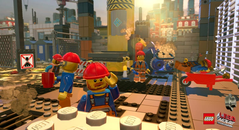 You've Seen LEGO Movie Games. Now There's A Game Of The LEGO Movie.