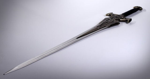 A Real Dragon Age Sword Can Be Yours