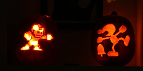 The First Gamepumpkins of the Year