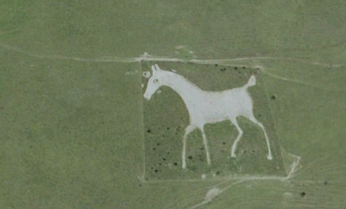 The Coolest and Weirdest Artworks That Are Visible from Space