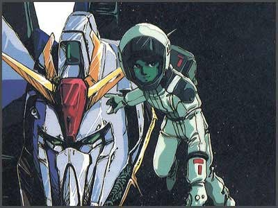 Andrew W.K. Parties Hard on Gundam Tribute Album