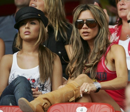 WAGs: A Guide To Footballers' Wives