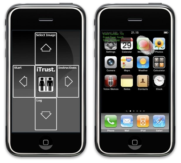 iTrust iPhone App Catches Snooping Spouses in the Act