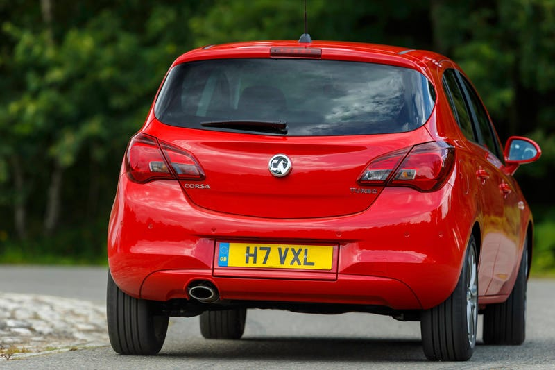 The New Vauxhall Corsa Is GM's Latest Answer To The Ford Fiesta