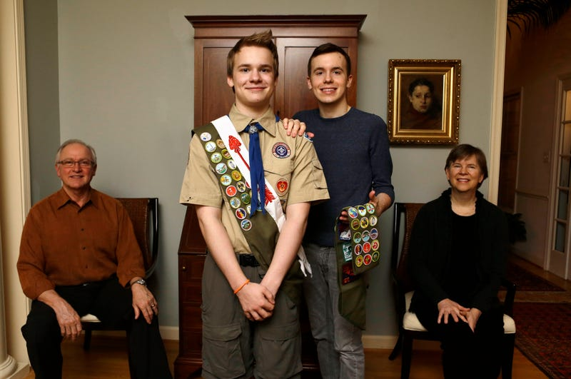 America Has Its First Known Gay Eagle Scout, But He May Get Booted