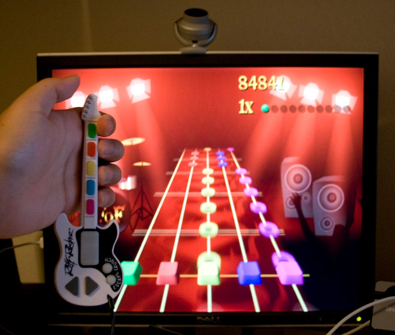 Riff Rocker USB Mini Guitar Game Controller Lightning Review