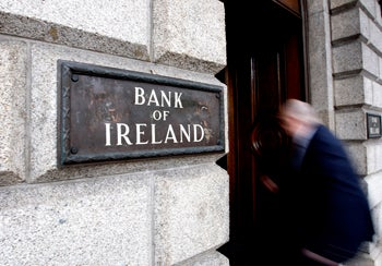Moody's Gives Ireland the Finger