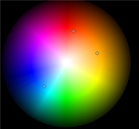Pick a color palette with ColorJack Sphere
