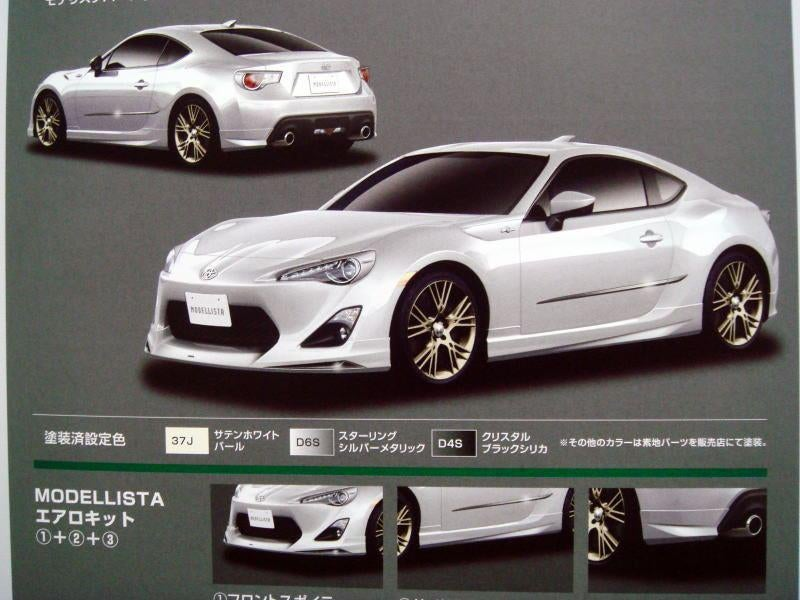 Toyota FT-86: This is it?