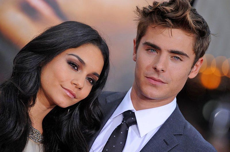 Zac Efron and Vanessa Hudgens Resume Lucrative Romance