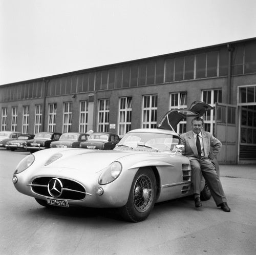 Mercedes-Benz's Silver Arrows