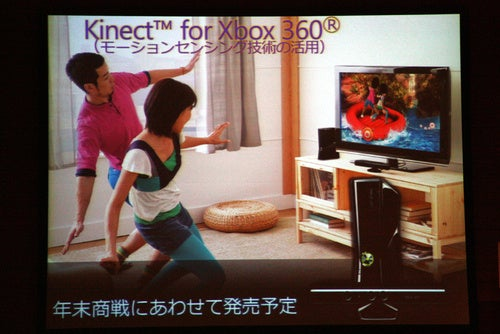 Japanese Kinect Commercial Doesn't Mention Room Size