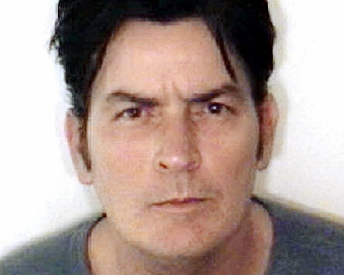The Invincible Charlie Sheen's Old-School Christmas: Chokin' Ladies Out