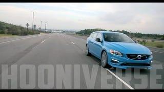 Volvo V60 Polestar: High Performance Conflict Resolution