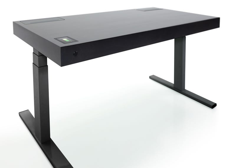This Smart Desk Will Track the Calories You Burn By Simply Standing Up