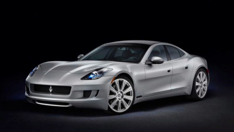 The Destino Is The Corvette ZR1-Powered Fisker Karma You've Always Wanted